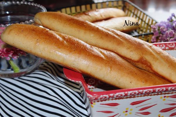 全麦法式面包