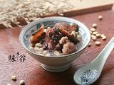 双豆土茯苓骨头汤的做法[图]