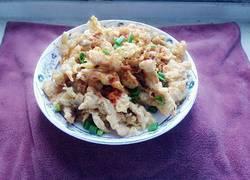 椒盐蘑菇(香脆版以及改良版)