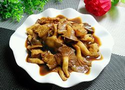 秀珍菇炒肉