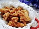 香酥炸鸡块的做法[图]