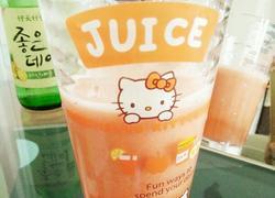 纤维果蔬汁