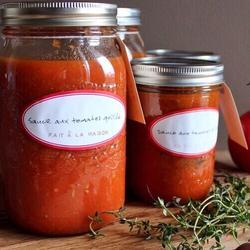 自制意式番茄酱
