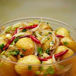 孜然香辣小土豆的做法[图]