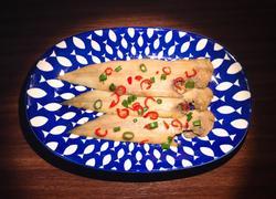韩式蒸偏口鱼