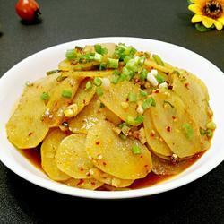 麻辣土豆片的做法[图]