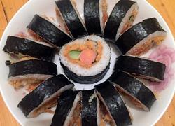 火腿肠寿司