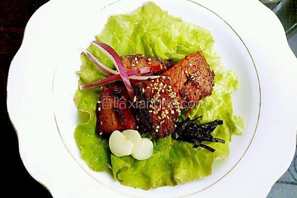 辣炒五花肉
