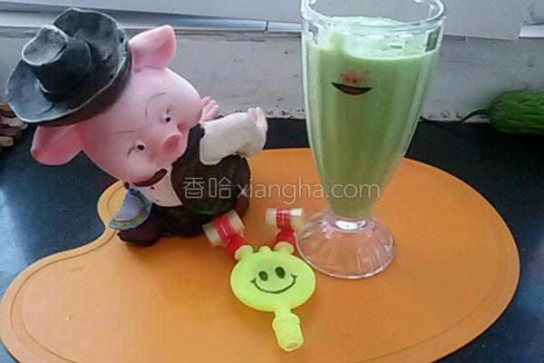 黄瓜汁的做法