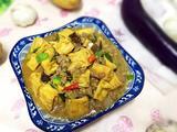 肉末香菇豆腐的做法[图]