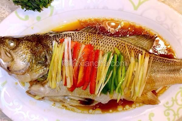 粤式清蒸鱼