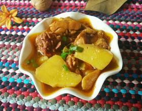 土豆炖鸡块[图]