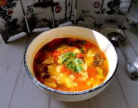 紫菜番茄蛋花汤[图]