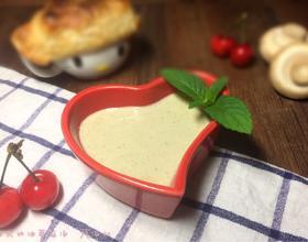 法式奶油蘑菇汤[图]