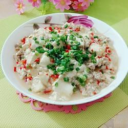 腐乳炖豆腐