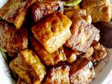 大葱炒豆腐的做法[图]