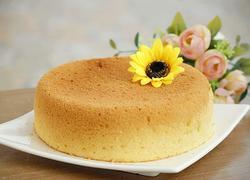 电饭煲蒸蛋糕