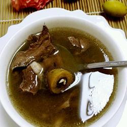 猪心青橄汤的做法[图]