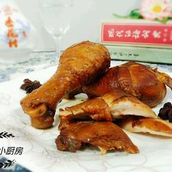 #中国好菜谱#卤鸡腿