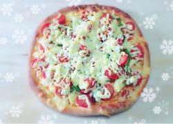 番茄奶酪披萨