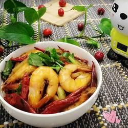 干锅香辣虾的做法[图]
