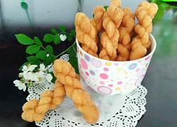 鸡蛋小麻花
