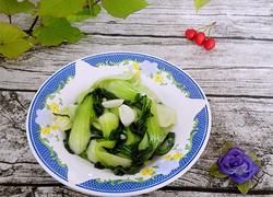 家常清炒油菜