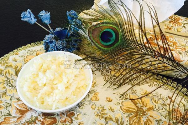 三米饭(大米小米糯米饭)