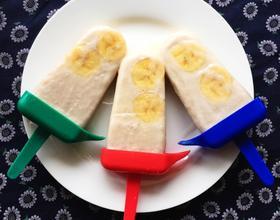 香蕉奶昔冰棒[图]