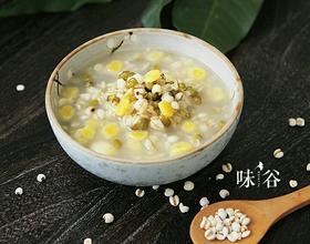 绿豆薏米粥[图]