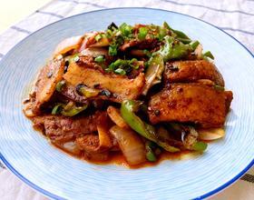 青椒洋葱回锅肉[图]