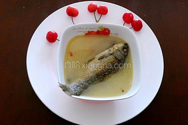 天麻鱼头汤