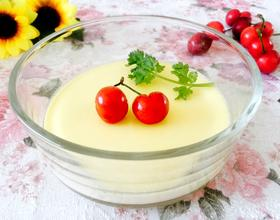 牛奶炖鸡蛋[图]