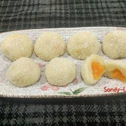 椰丝芒果糯米糍