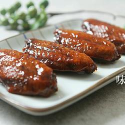 电饭煲可乐鸡翅的做法[图]