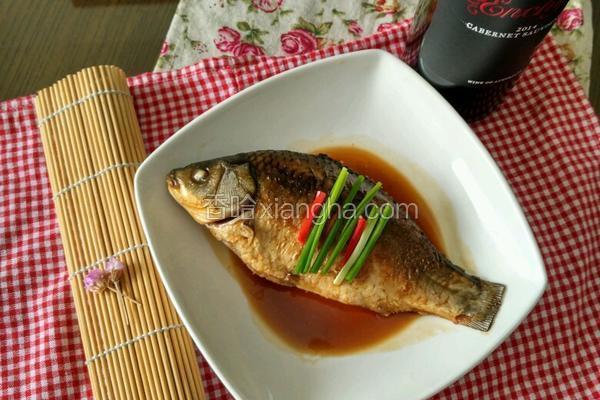 家常红烧鱼