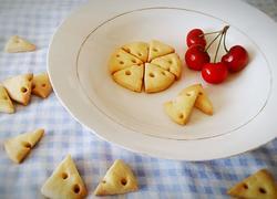 奶油奶酪小饼干