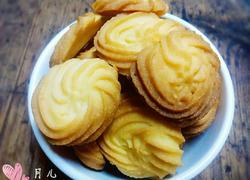 原味黄油曲奇饼干