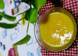 金桔蜂蜜茶