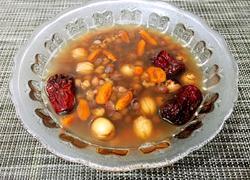 薏米红豆莲子粥