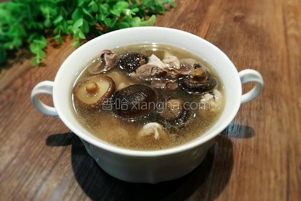 蘑菇浓汤的做法