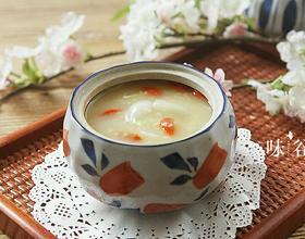 小米百合粥
