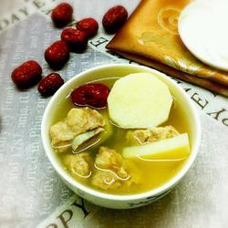 红枣山药排骨