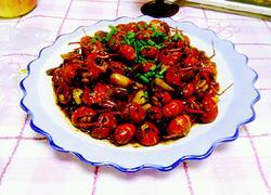 麻辣龙虾尾