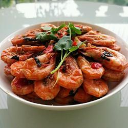 辣炒基围虾的做法[图]