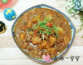 咖喱牛肉土豆