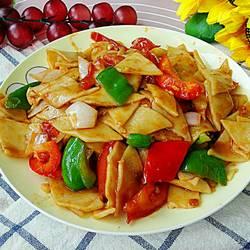 新疆炒面片