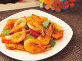 蒜香椒盐虾的做法[图]