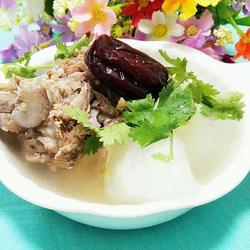 大骨冬瓜汤的做法[图]