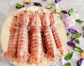 清蒸虾爬子